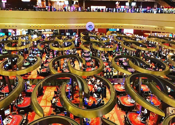 Sòng bạc Marina Bay Sands Casino
