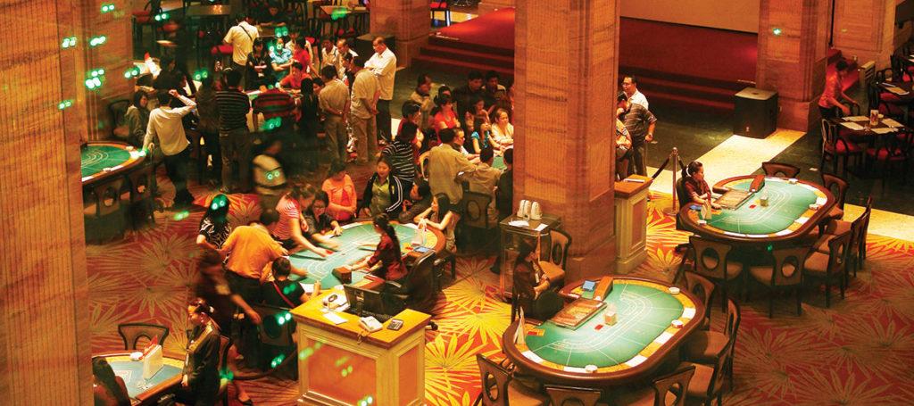 Sòng bạc Nagaworld Casino