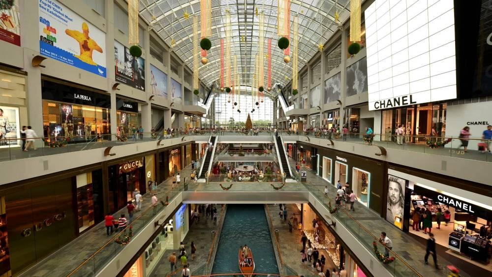 The Shoppes ở Marina Bay Sands