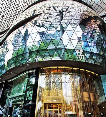 Trung tâm thương mại Singapore