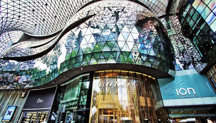 Top 7 Trung tâm mua sắm Singapore không thể bỏ lỡ