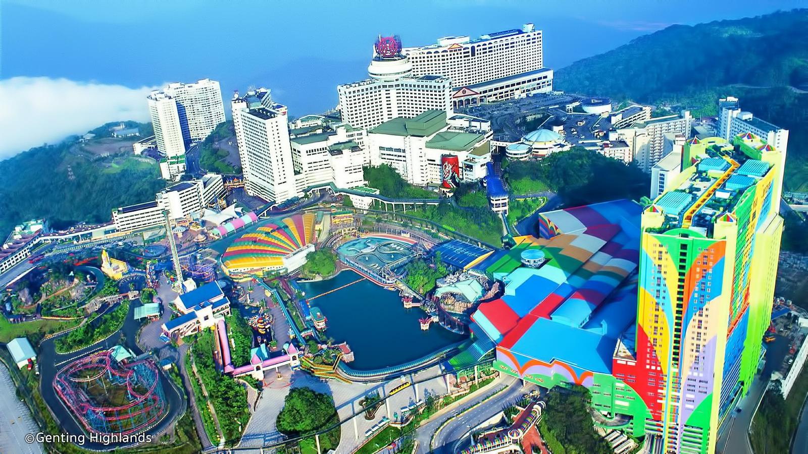 GENTING HIGHLAND CASINO – Sòng bài xa xỉ nhất Malaysia