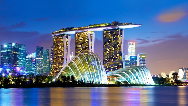 Du lịch Singapore với Marina Bay Sands