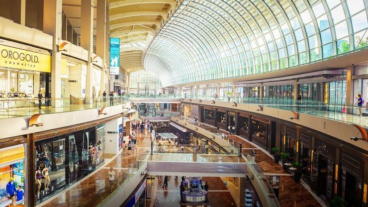 Trung tâm mua sắm Marina Bay Sands