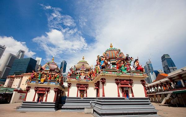 Ngôi đền Hindu cổ nhất