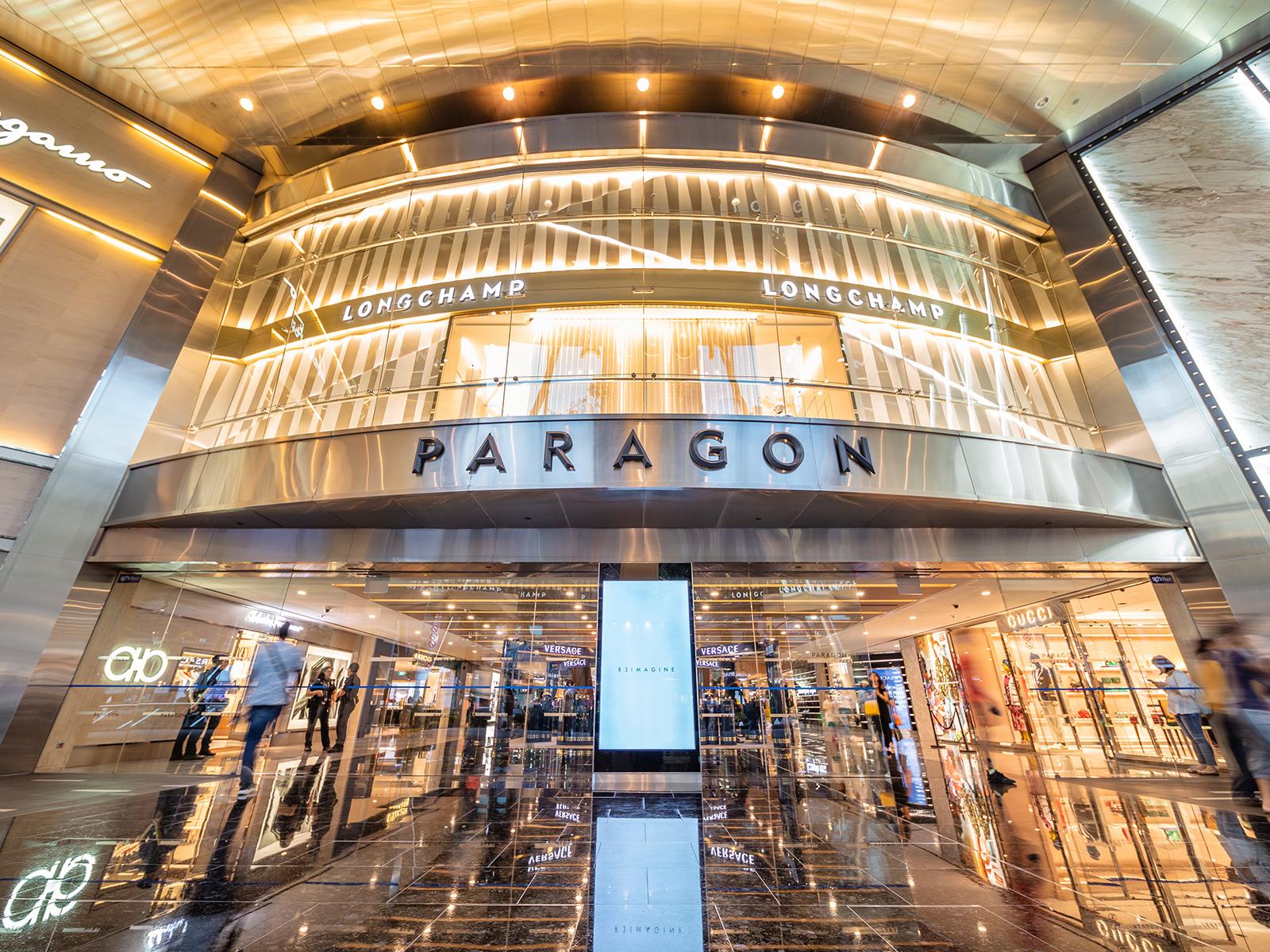 Trung tâm mua sắm Singapore Paragon Center