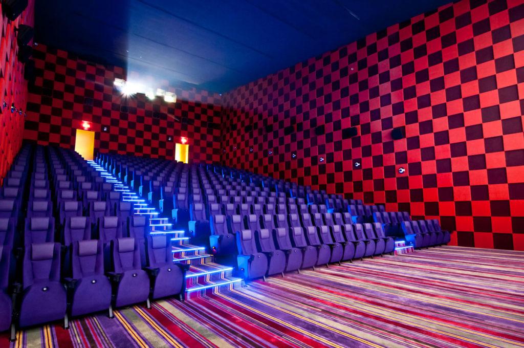 Cinemas Resorts World