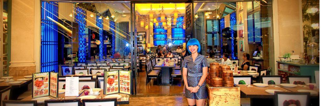 Nhà hàng tại Resorts World Manila