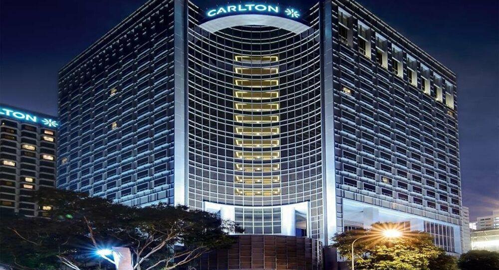 Kinh nghiệm du lịch Singapore: Khách sạn Carlton