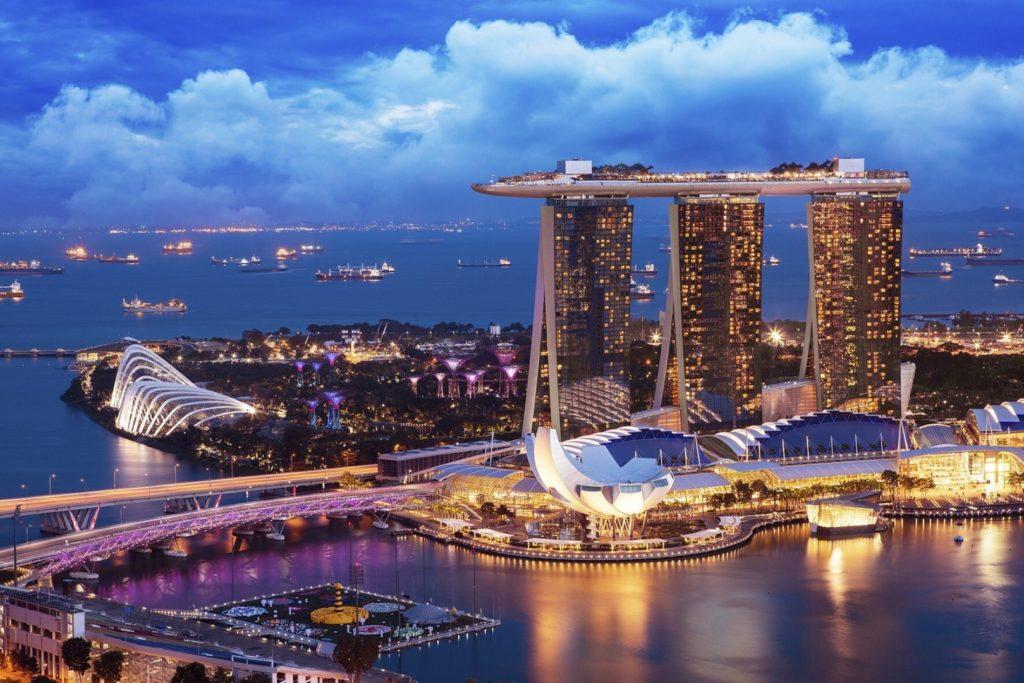 Marina Bay Sands Casino Singapore
