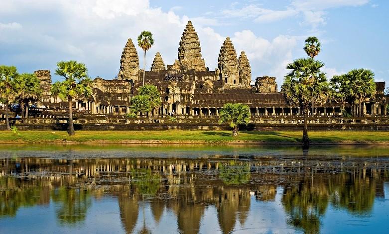 Quần thể Angkor Wat và Angkor Thom
