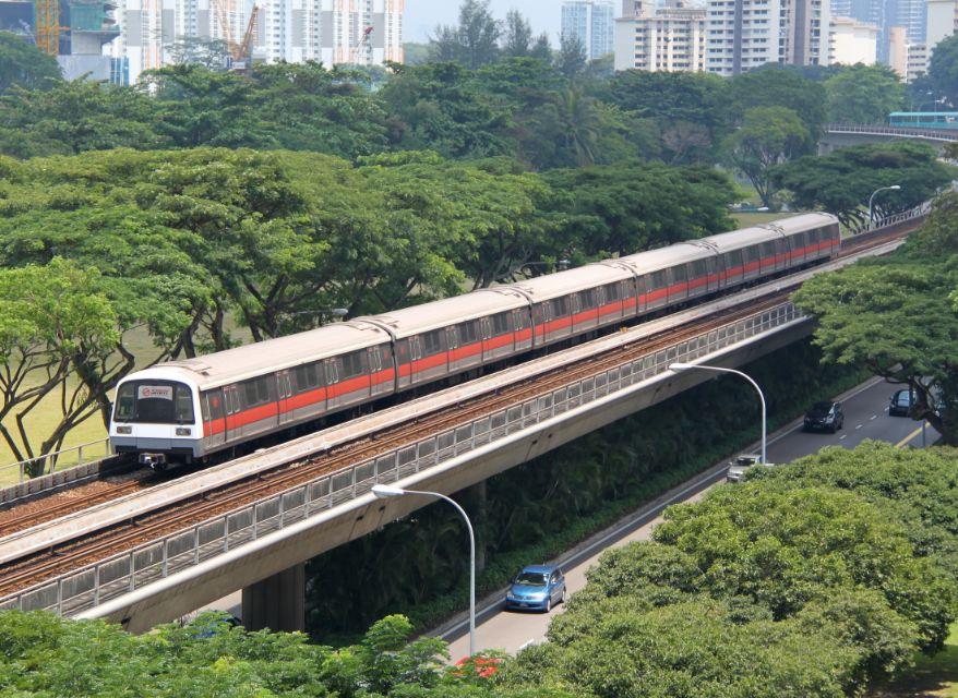 Tàu điện ngầm (MRT) Singapore