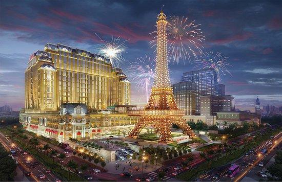 Casino tốt nhất Đông Nam Á: The Parisian Macau