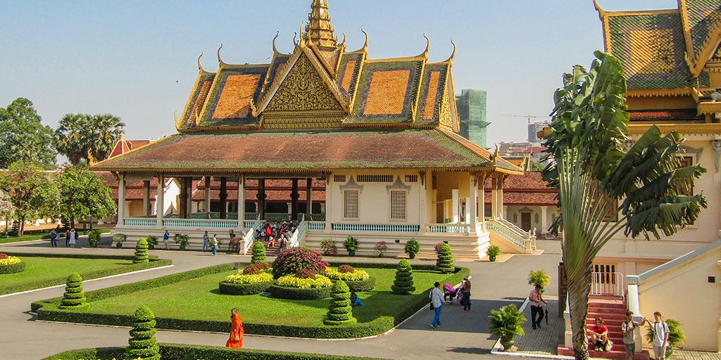 Thủ đô Phnom Penh