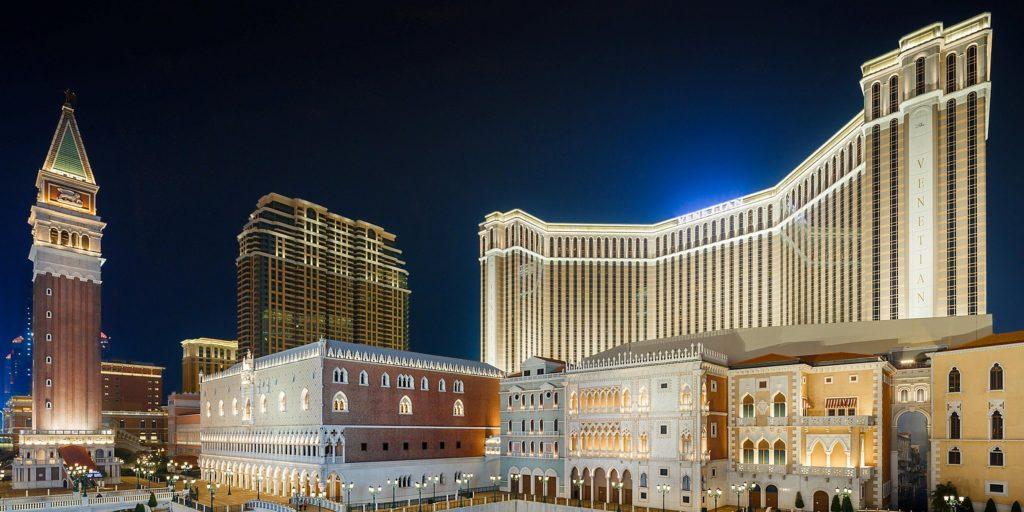 Casino tốt nhất Đông Nam Á: Venetian Casino Macau