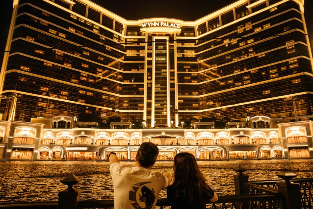 Casino tốt nhất Đông Nam Á: Wynn Palace Macau