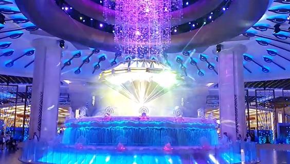 Fortune Diamond tại Galaxy Macau