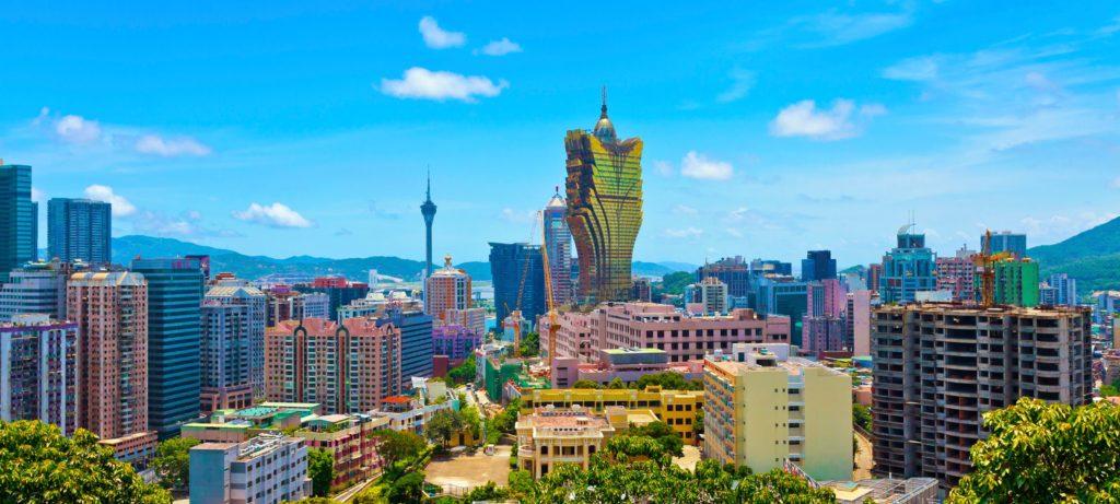 Macau hiện đại và phát triển