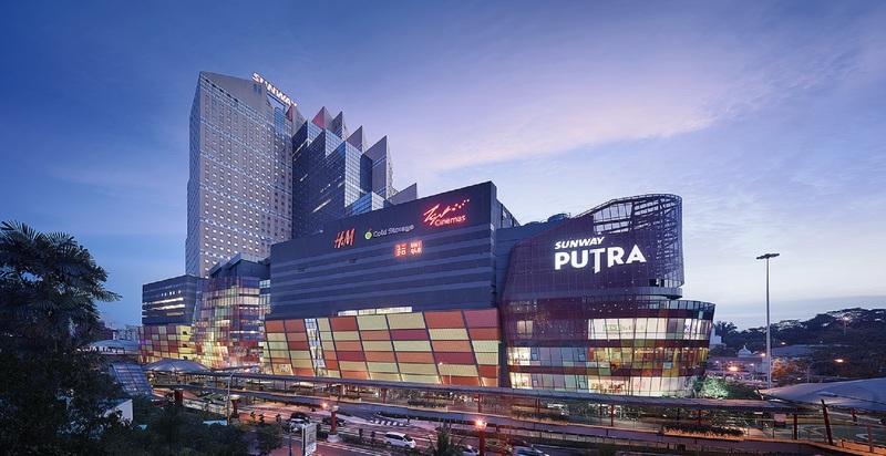 Kinh nghiệm du lịch Malaysia: Sunway Putra Hotel Kuala Lumpur