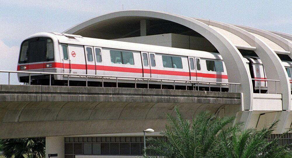 Tàu điện ngầm tại Malaysia