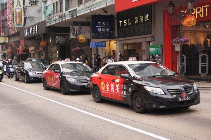 Kinh nghiệm du lịch Macau: Taxi